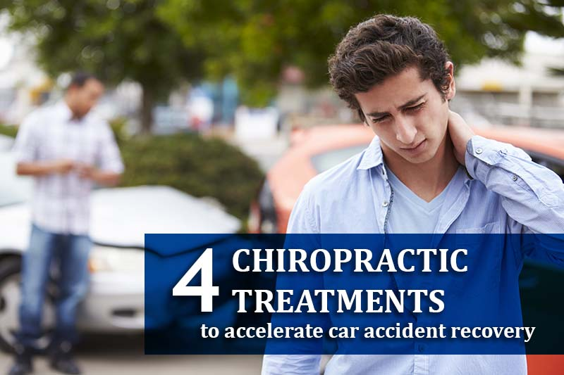 chiropractic treatments to accelerate car accident recovery